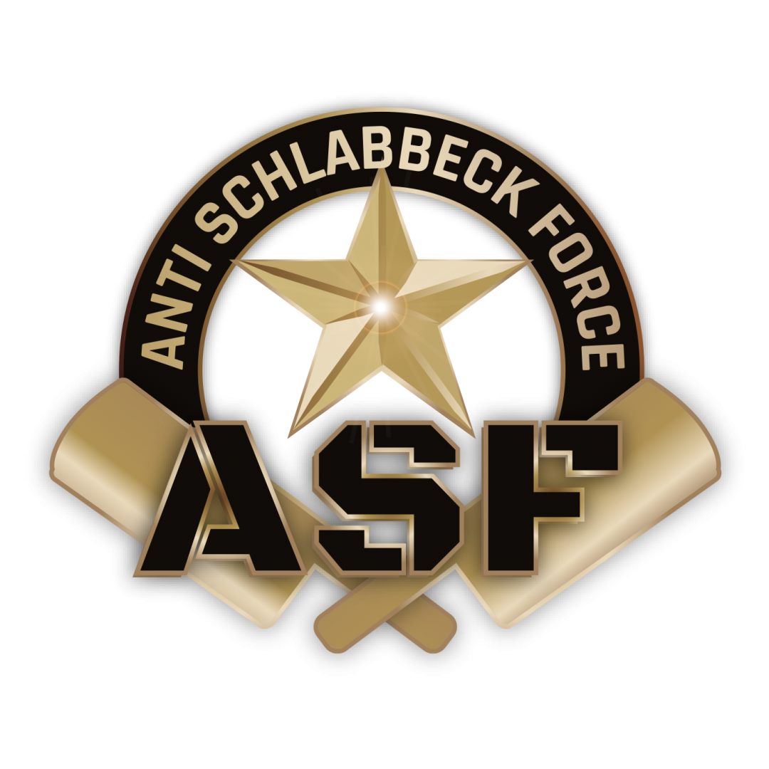Anti Schlabbeck Force Logo